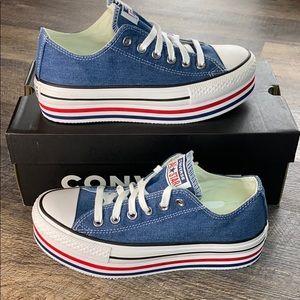 Converse Ctas Platform Layer shoes for women